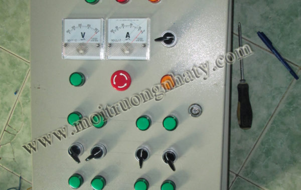Thi công thiết kế tủ điện