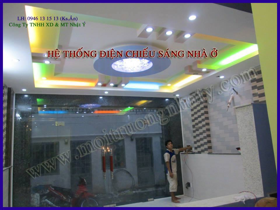 Thiết kế điện nước công trình