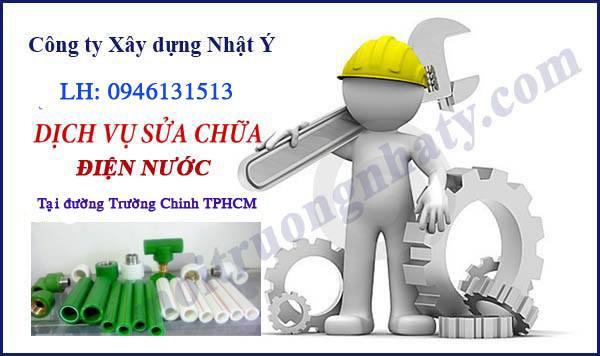 sua-chua-dien-nuoc-tai-truong-chinh