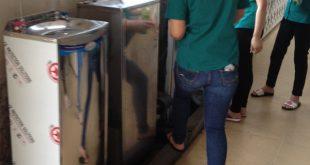 Máy lọc nước uống nóng lạnh trực tiếp