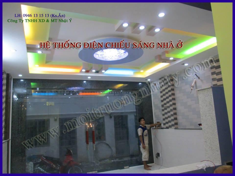 Thiết kế điện nước công trình nhà ở