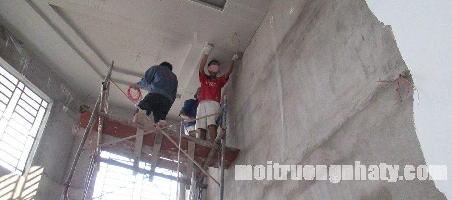 rủi ro nghề sửa chữa điện nước