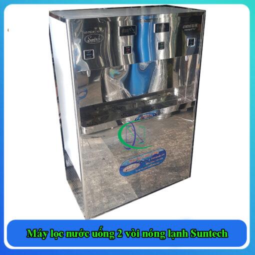 May nước uống nóng lạnh 4 vòi 1