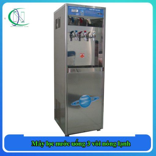 Cung cấp máy lọc nước uống nóng lạnh cho công nhân sử dụng